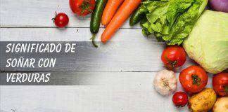 Soñar con verduras o vegetales