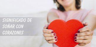 Soñar con corazones