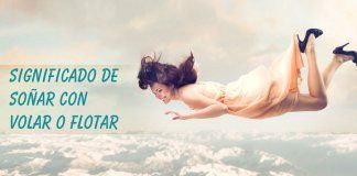 Soñar con volar o flotar en el aire