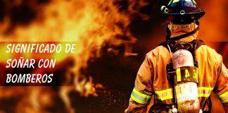 Soñar con bomberos