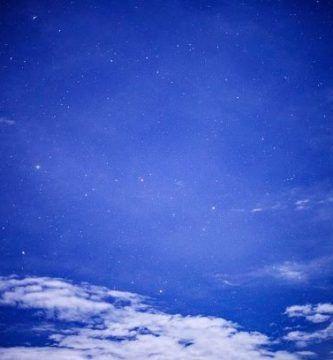 Soñar color azul