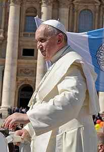 Soñar con el Papa Francisco : Sabiduría y experiencia